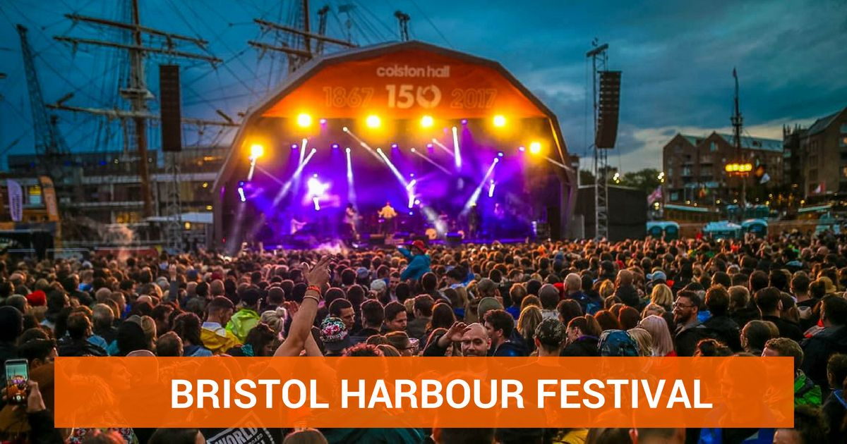 Bristol Harbour Festival – Host to Bristol Harbour festival 2018