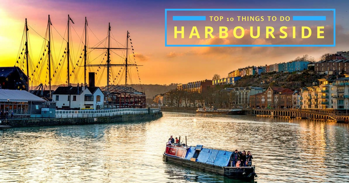 Bristol Harbourside – Things to see and do at Bristol Harbourside