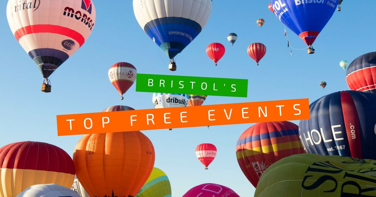 5 of the best free days out in Bristol – Free activities in Bristol