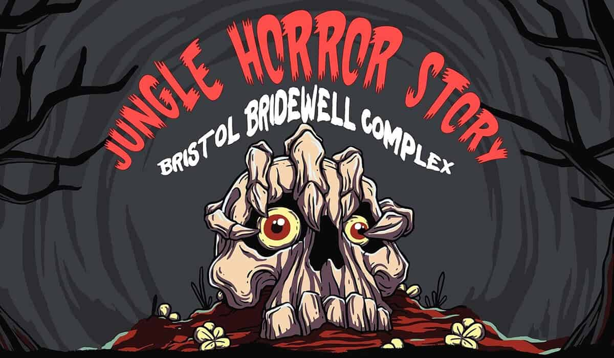 Jungle Horror Story Bristol Halloween