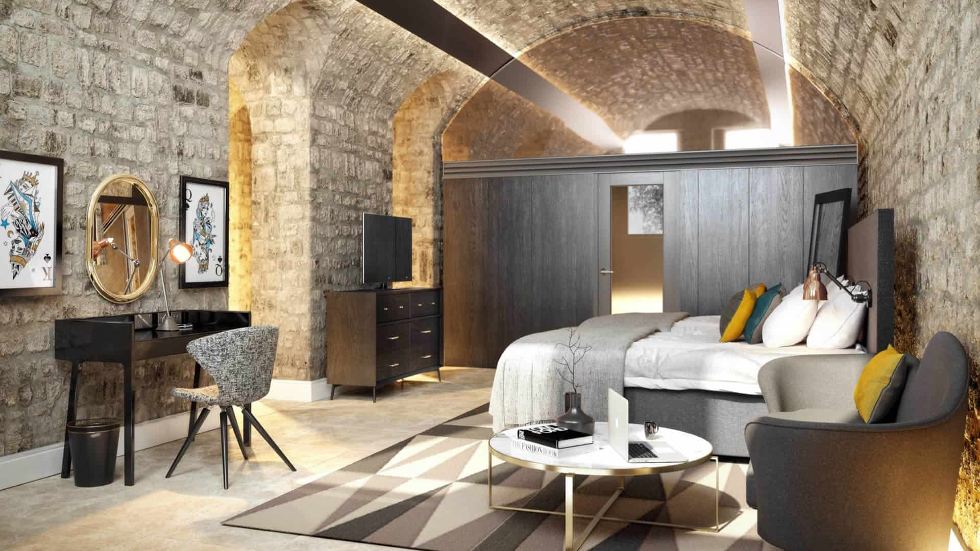 Bath Accommodation 01