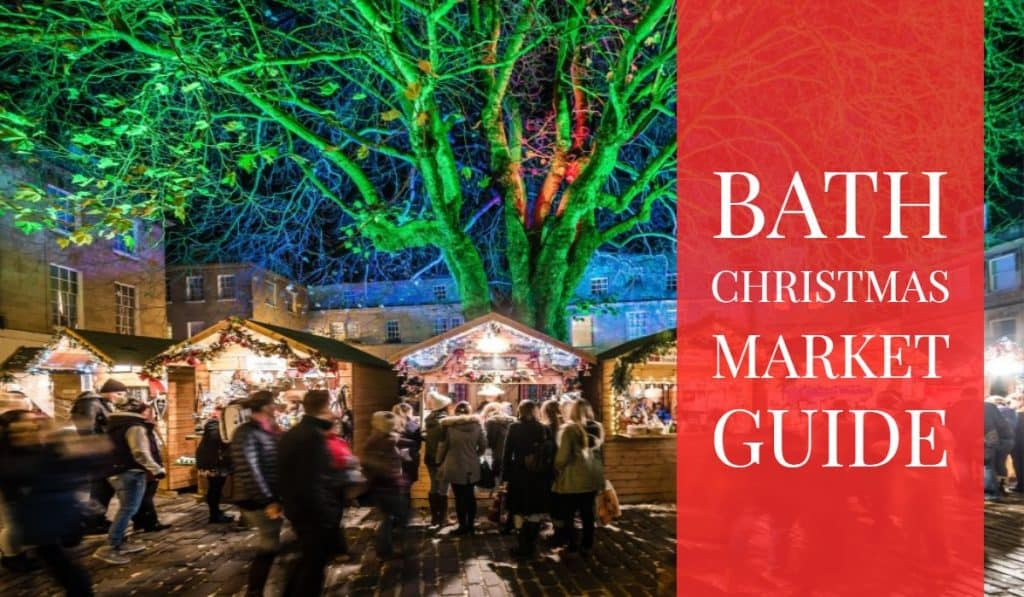 Bath Christmas Market Guide