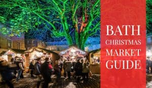 Bath Christmas Market Guide