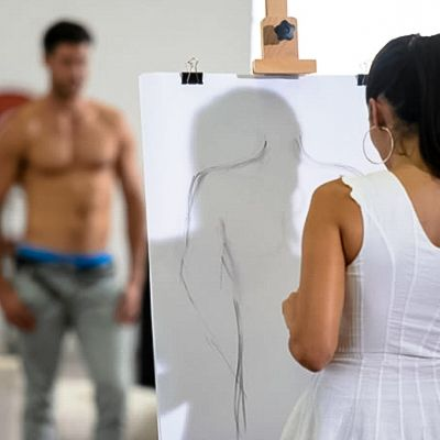 Bath Life Drawing Class
