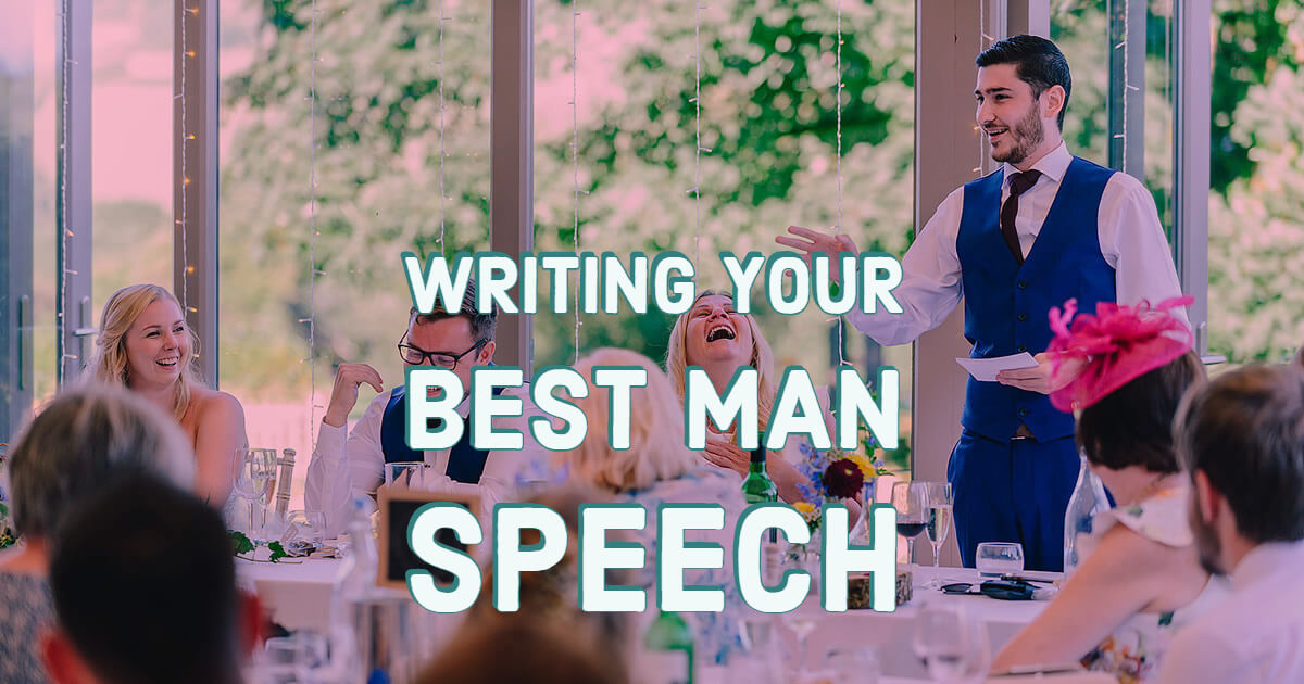Best Man's Speech