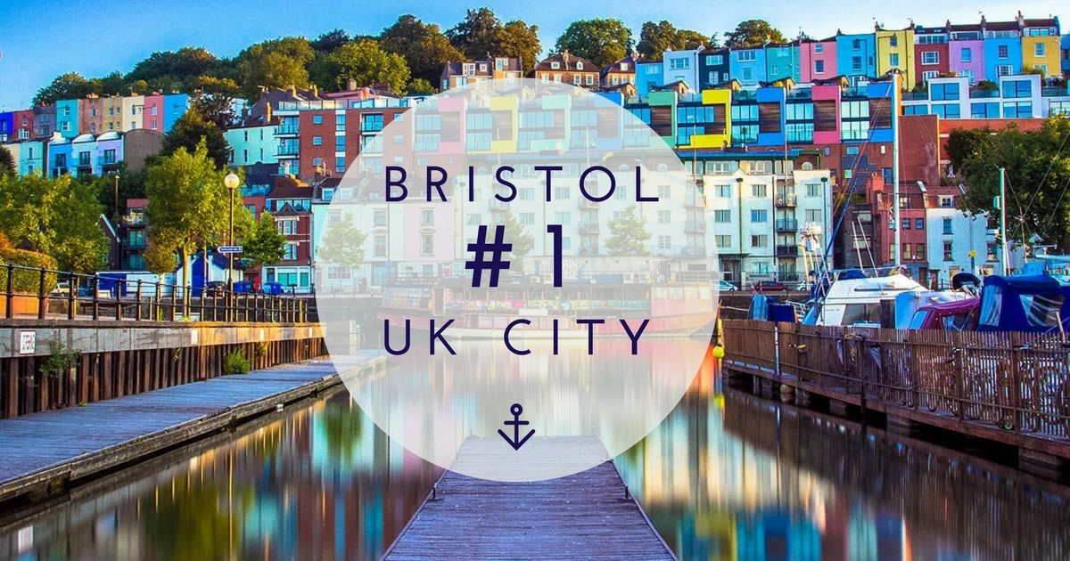 bristol best uk city