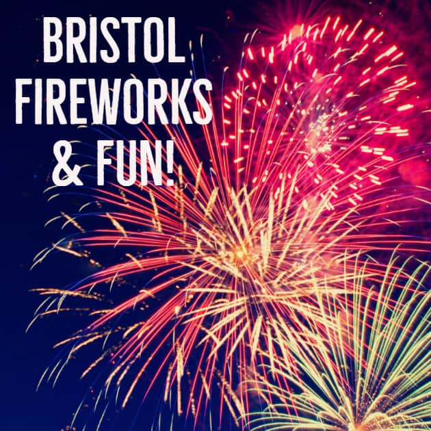 Bristol Firework Display