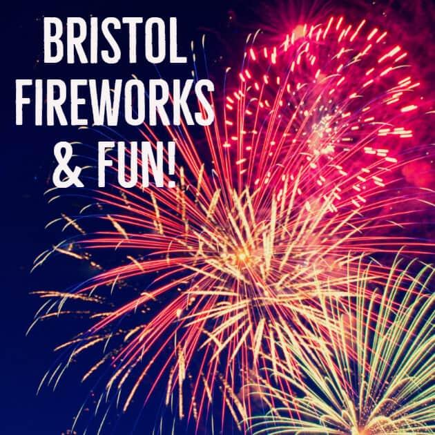 Bristol Firework Display