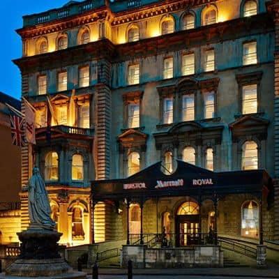 Bristol Marriott Hen Hotel