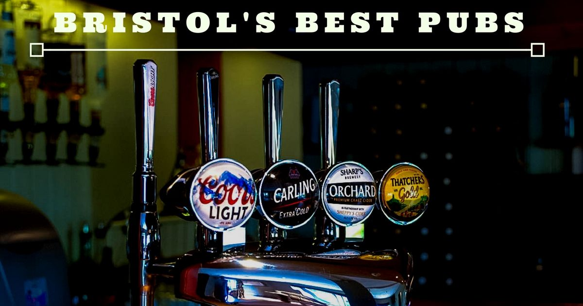 Bristol's best Pubs