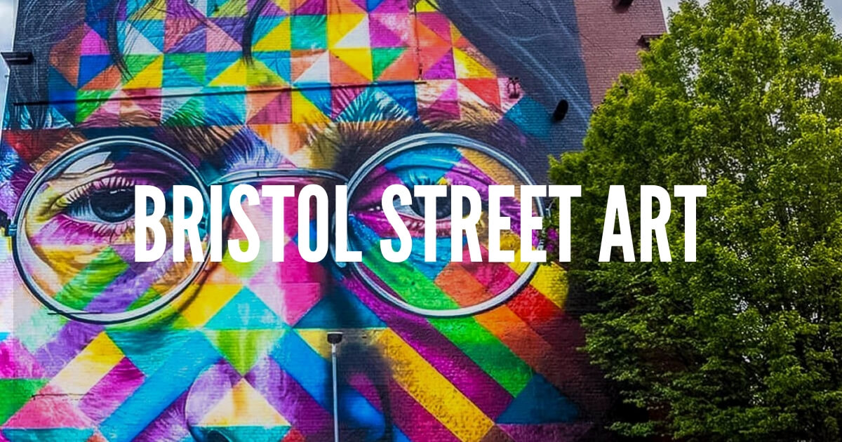 Bristol Street Art – Bristol street art graffiti scene guide