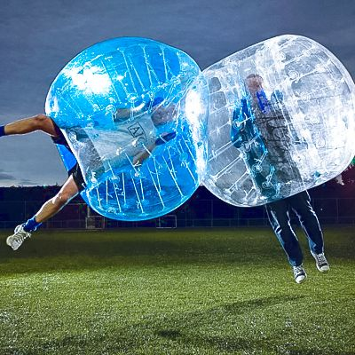 Bubble Football Bristol Activity