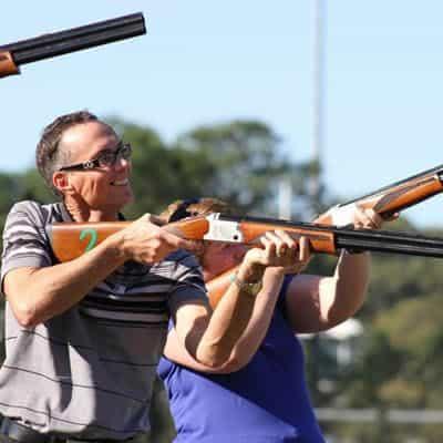 Clay Pigeon Shooting Bath Stag Weekend