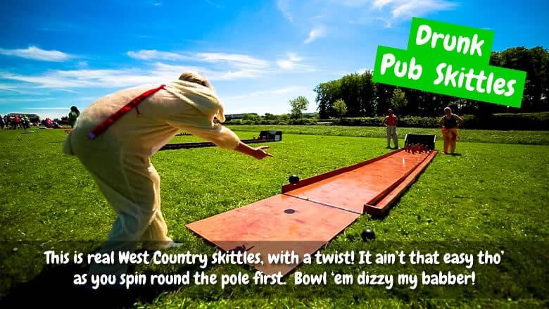 drunk pub skittles