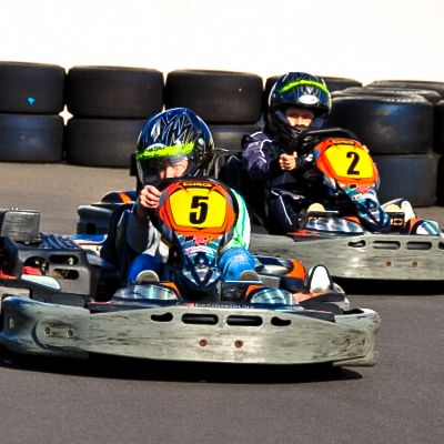 Go Karting Activities In Bristol