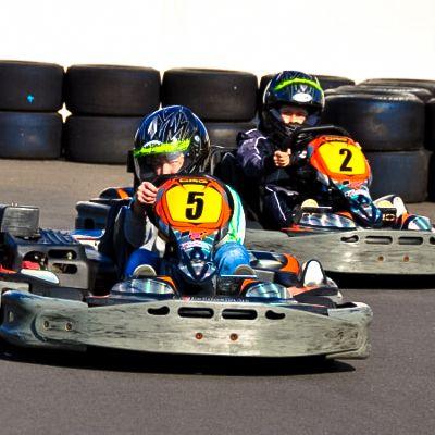 Go Karting Activities In Bristol