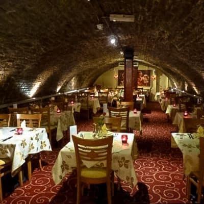 Mezze Palace Bristol Stag