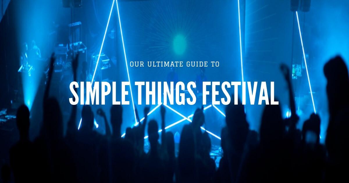 Simple Things Festival 2018