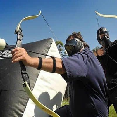 Tag Archery Bath Stag Do