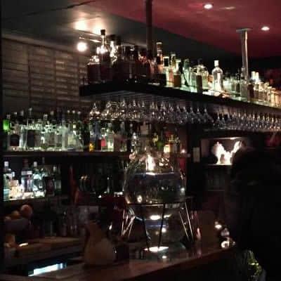 The Canary Gin Bar Bath