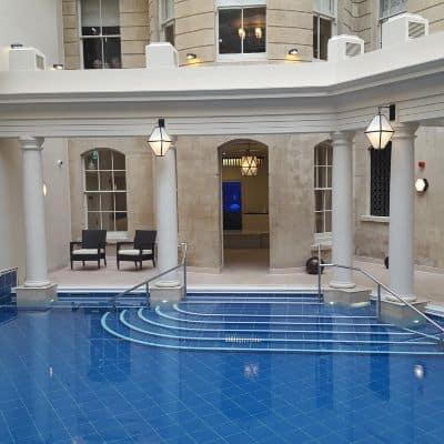 The Gainsborough Hotel Bath Spa Hen Do