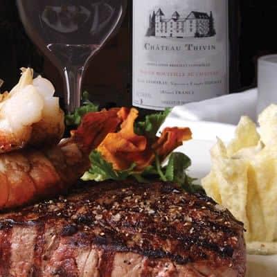 The Hudson Steak House