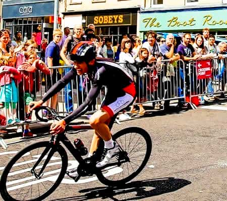 Tour of Britain – Bristol