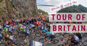 Tour Of Britain Bristol 2018