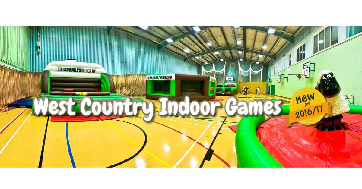 All New & Exciting – West Country Indoor Games