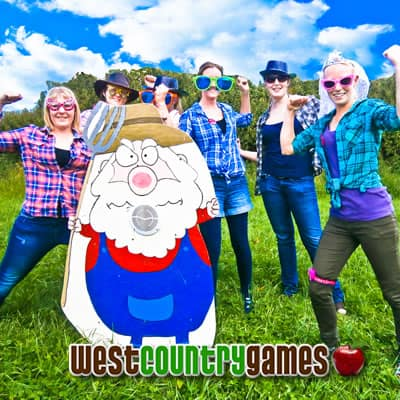 West Country Games Activitiy