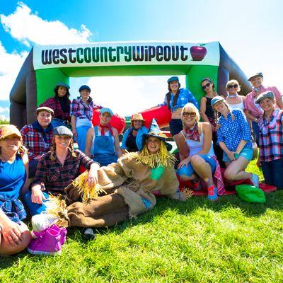 West Country Games Bristol Hen Activities
