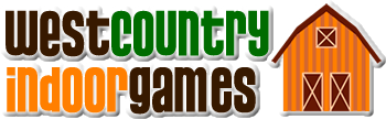 west country indoor games logo