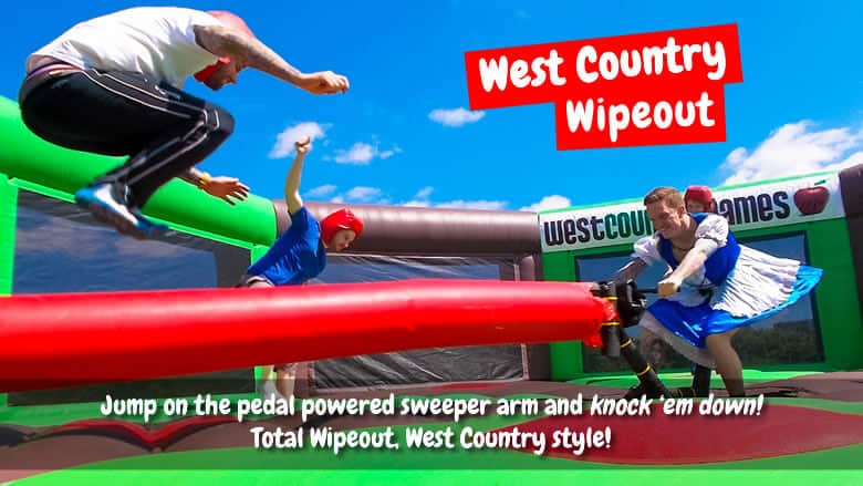 west country wipeout