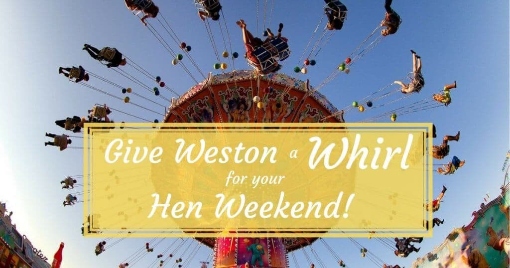 Weston Super Mare Hen Weekend